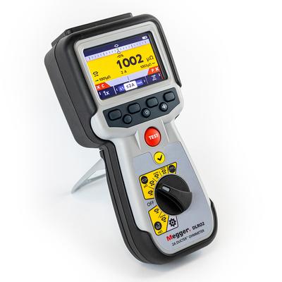 Micro-ohmmètre portable DLRO2 à faible résistance 2 A   1012-280