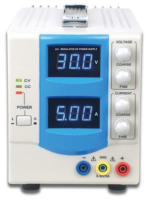 Alimentation numérique 1 voie 30 V / 5 A, puissance 150 W   FI 3050AL