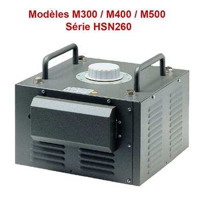 Autotransformateurs variables monophasés série HSN260   HSN260-SERIE