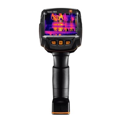 Caméra thermique Testo 883, 320 x 240 px, -30°C à 650°C, écran tactile, Laser  05608830