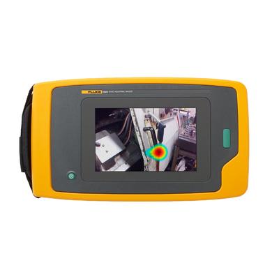 Caméra ultrasonore ii910, repérage fuites air comprimé , décharges partielles  FLK-II910