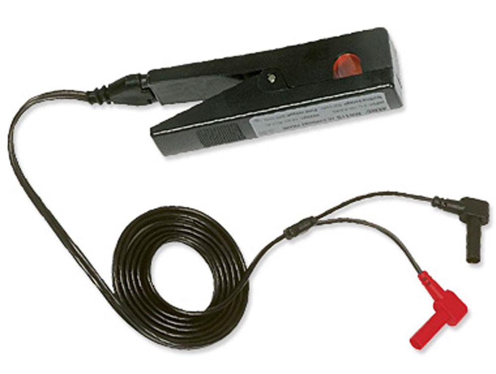 P1024 5 Pcs 100 cm 15A Pinces /à Crocodile Color/ées /à Double Terminaison Sonde de Test de Fil C/âble de Sonde